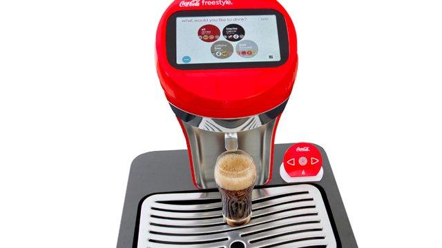 Coca-Cola introduces countertop version of Freestyle