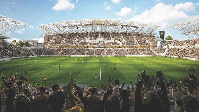 Soccer stadium earns LEED certification