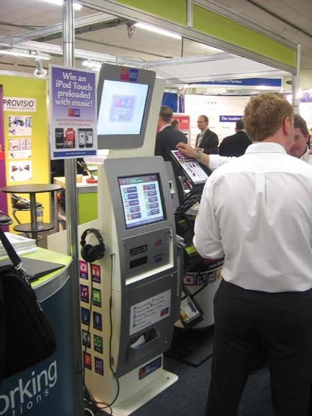 2007 Kiosk Com Expo Europe | Digital Signage Today