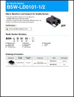 B5W-LD0101-1/2 Air Quality Sensor