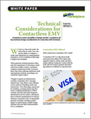 Technical Considerations for Contactless EMV