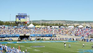 Digital signage upgrade at U.S. Air Force Academy's Falcon Stadium