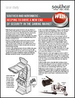 Southco and Novomatic – Helping to Drive a New Era of Security in the Gaming Market