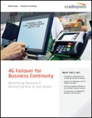 Business Continuity for Retail: 4G Networking Strategies to Maximize Revenue and Minimize Downtime