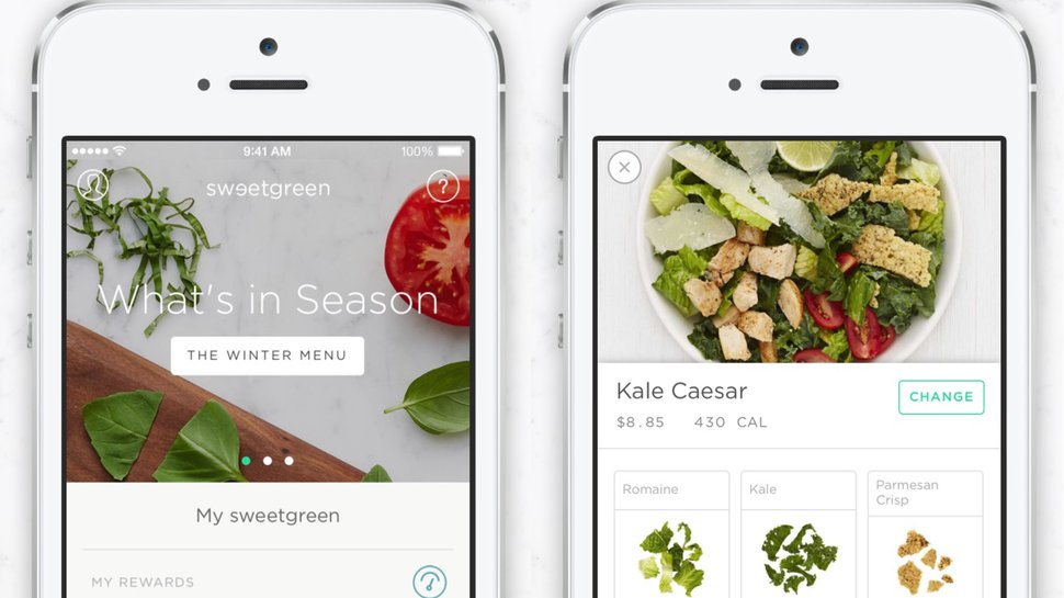 sweetgreen's tech team focused on 'Innovation, impact, sustainability' to design mobile app