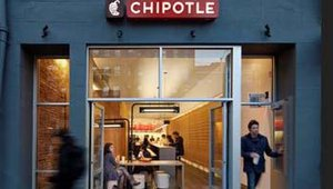 Chipotle New Store Design