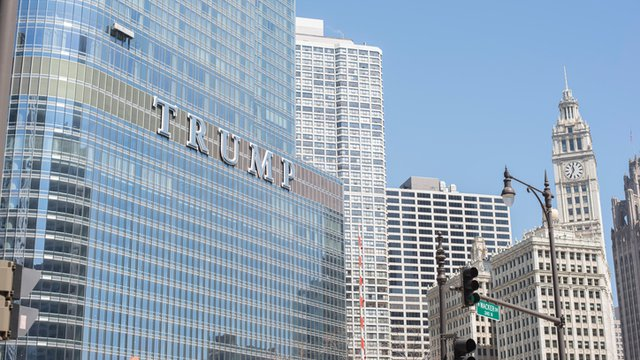 Restaurant worker org joins suit against Trump