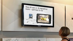 "Sprint - ""Need For Speed EVO 3D LCD,"" submitted by Two West"