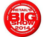 NRF 2014: The show floor, in tweets and vines