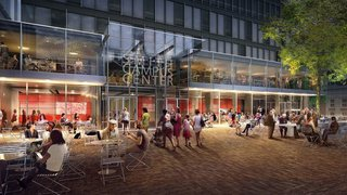 Harvard's student center undergoes LEED renovation
