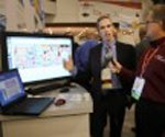 NRF: Microsoft displays shelf-edge, touch-screen solution