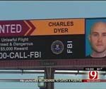 Digital billboards used in multistate FBI manhunt (Video)