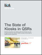 The State of Kiosks in QSRs