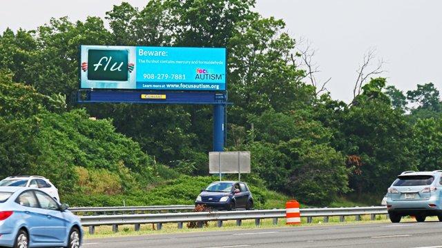 Online bidding lands autism advocacy group on digital billboards