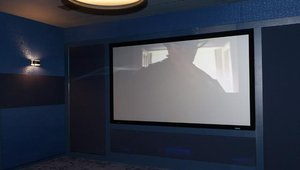 Located on the store's lower level, the 5.1 Home Theater delivers an immersive audio experience for movie lovers.