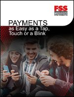 Payments as easy as Tap, Touch or Blink