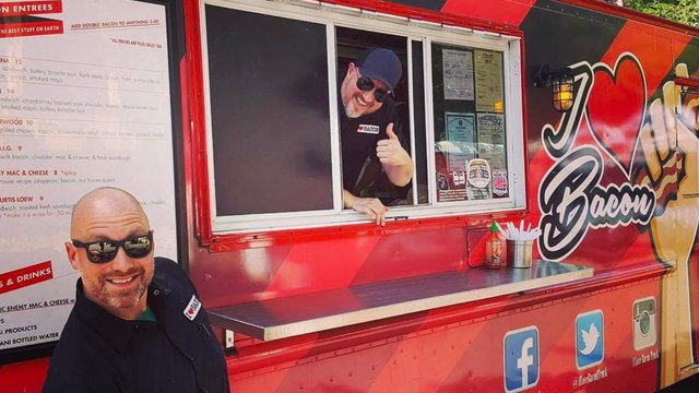 How a DJ launched a food truck business