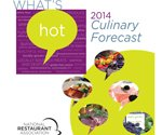 Local, healthy top the NRA's 2014 menu forecast
