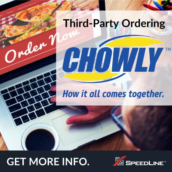 SpeedLine and Chowly: Linking Third-Party Online Ordering
