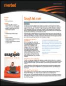 SnagAJob.com Achieves 99.9 Percent Uptime in the Cloud through Virtualization