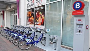 Nashville bike-share kiosks 'performing better than expected'