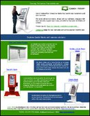 Self-Service Kiosks that Bring You Business Not Make You Busier