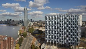 New, efficient U.S. embassy completed in London