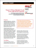 Nancy's Pizza Shrinks Food Cost with POS Controls