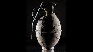 The grenade in the corner office