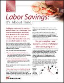 Labor Savings: It's About Time