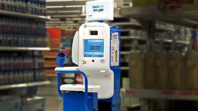 Pursuant Health taps digital media specialist to upgrade in-store pharmacy kiosk advertising