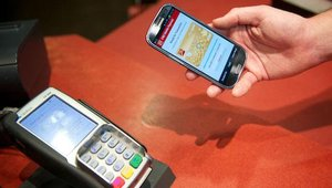Once the user selects the card for paying, he has 30 seconds to complete the transaction.