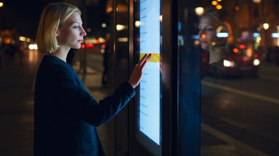 Urban repopulation fuels 'smart cities' kiosks, Olea Kiosks report notes