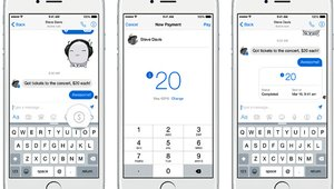 Facebook adds payments to Messenger
