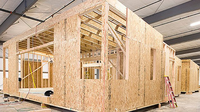 Prefab homes possible fix for housing shortages