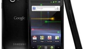 Spotting a Nexus S