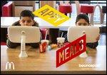 Appy Meals - Bouncepads in McDonald's