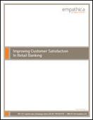 Improving Customer Satisfaction in Retail Banking