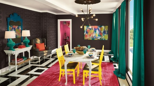 Get Inspired With 2016 Paint Color Trends Photos