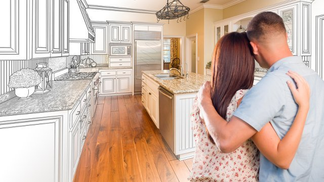 Study: New Kitchens Lead to Healthier Lifestyles