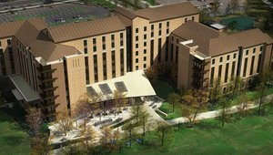 Construction underway on efficient Colorado residence hall