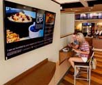Digital signage taking a big bite out of the restaurant space