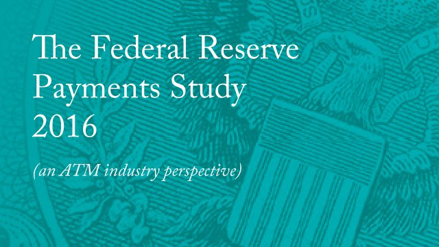 Federal Reserve Payment Trends Update - MAAFP