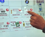Kiosk replaces coupon clipping with convenient deals (Video)