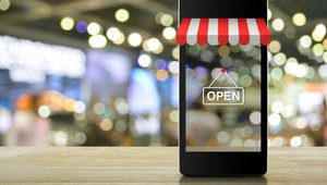 The future of shopping: Staffless. Cashless. Gapless.