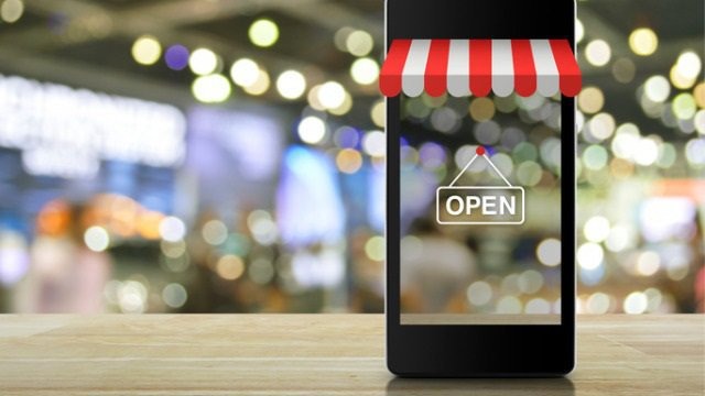 The future of shopping: Staffless. Cashless. Gapless.