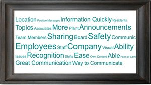 Predictions for workplace digital signage in 2015