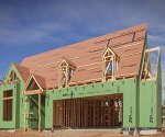 Radiant barrier roof panels cut construction time and home cooling loads (video)