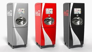 The Freestyle is available in three colors. More options, including a drive-thru version, are in development.