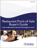 Restaurant Point-of-Sale Buyer's Guide